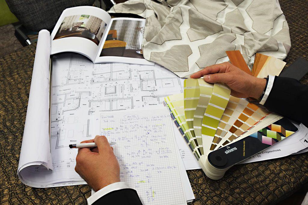 Planung, Beratung, Ausführung