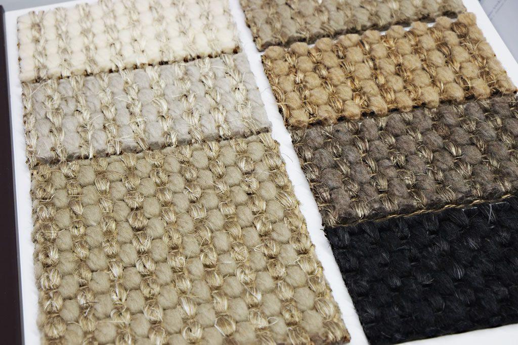 Teppiche Sisal-Schurwolle